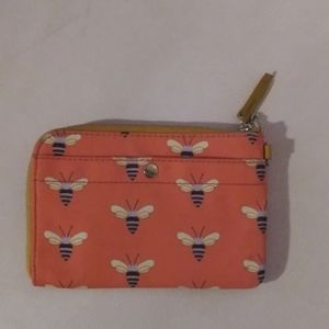 Fossil Bee pouch